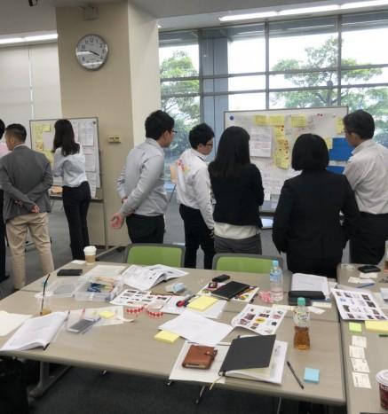 デルタスタジオ_イノベーション研修3